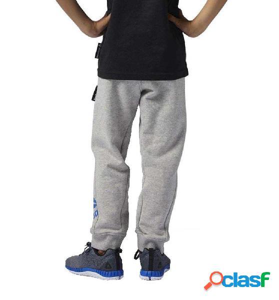 Pantalon Fitness Reebok B Es Bl Gris S