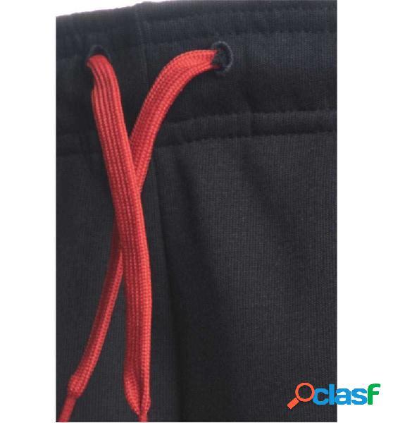 Pantalon Largo Casual Adidas Yb Sid 140 Negro
