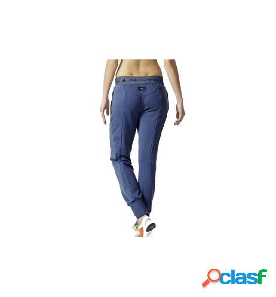 Pantalon Running Adidas Ess Sweatpant Aceint Azul Xs