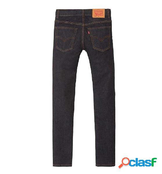 Pantalon Vaquero Largo Casual Levis Pant 519 12 Azul Marino