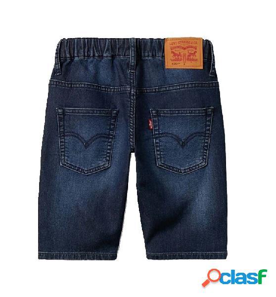 Pantalones Cortos Casual Levis Bermudas 520 12 Azul