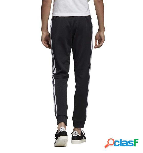 Pantalones Largos Casual Hombre Adidas Sst Tp M Negro