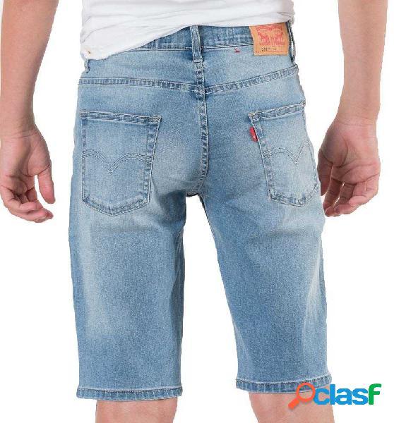 Pantalones Vaqueros Cortos Niño Casual Levis Bermudas 12