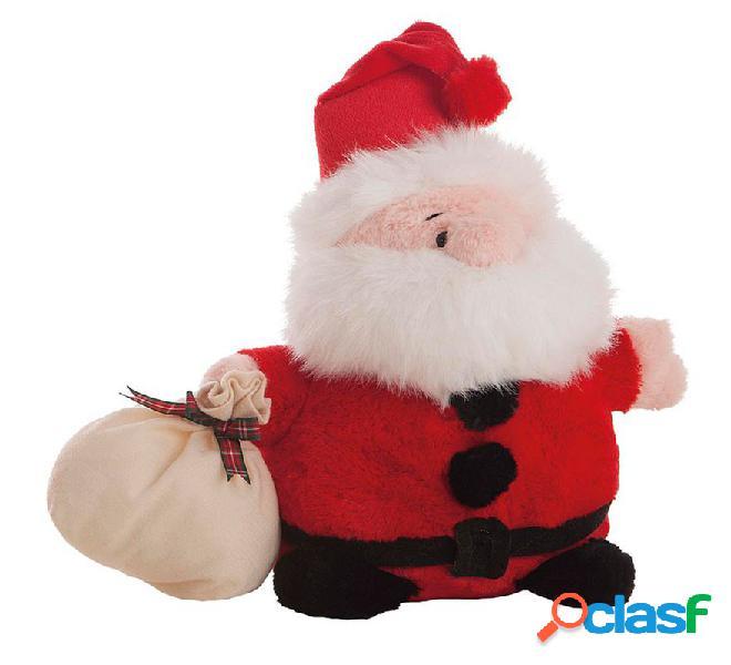 Papa Noel con Saco y sonido de 35 cm