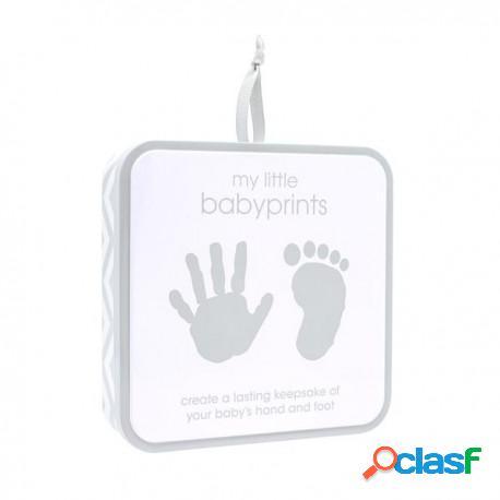 Pearchead - Caja Cuadrada Huella Babyprints Pearhead