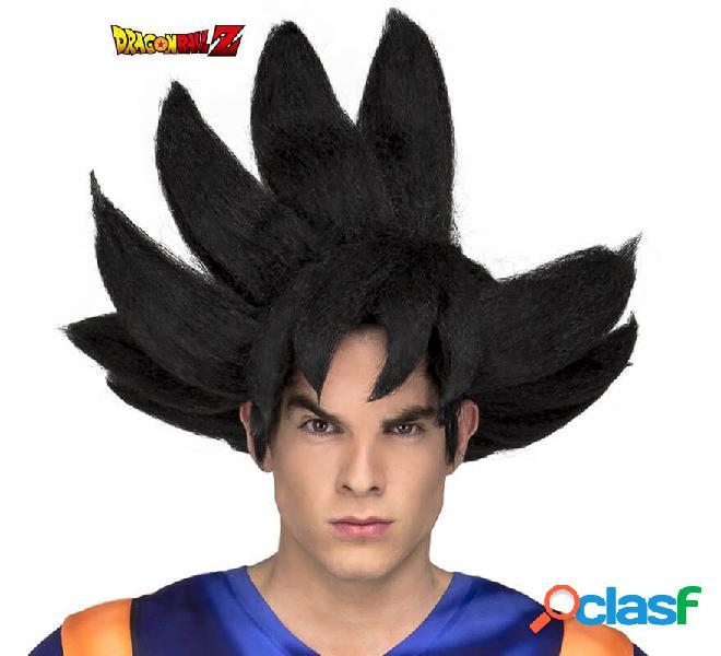Peluca de Son Goku de Dragón Ball en caja para hombre