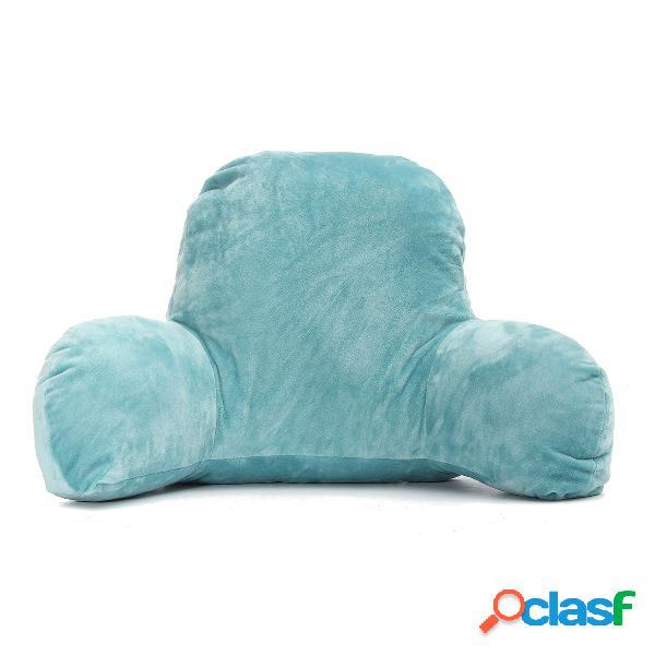 Plush Blue silla en forma de oficina de coche de la cama de