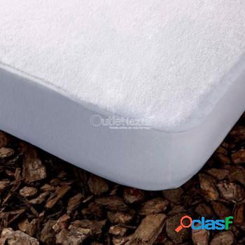 Protector de colchón nieve cotopur