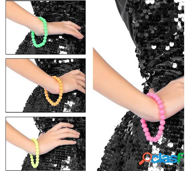 Pulsera de Perlas en 4 colores surtidos