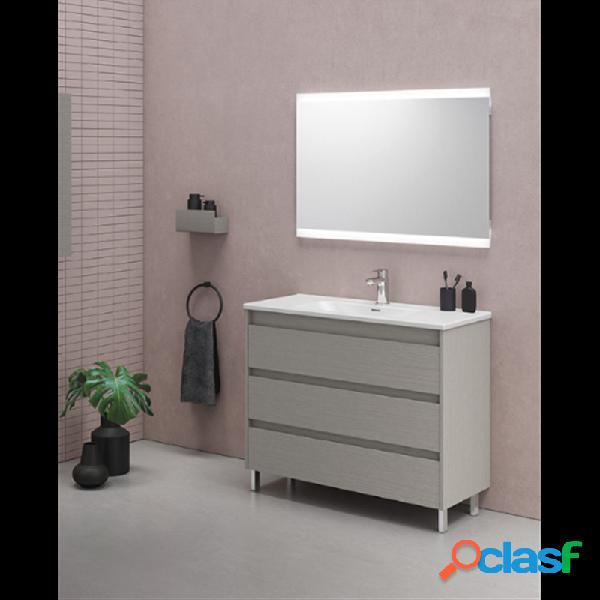 Royo® - Mueble de baño 3 cajones con lavabo cerámico