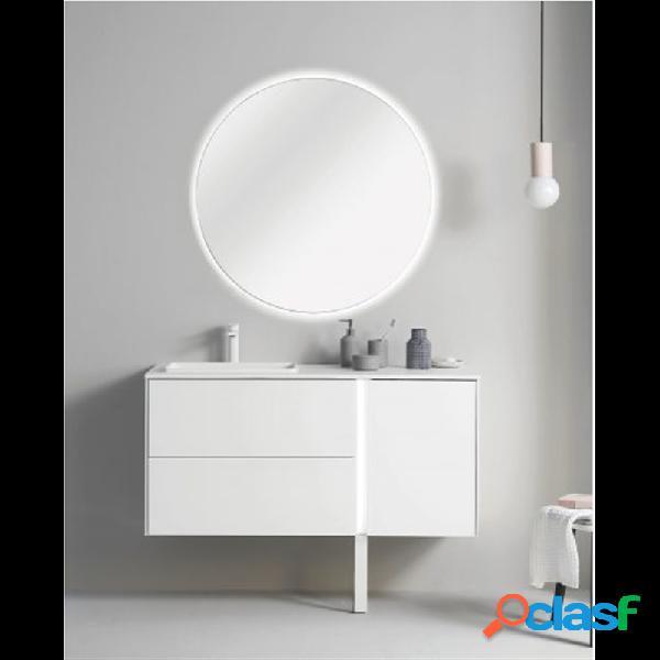 Royo® - Mueble de baño con lavabo mineralmarmo