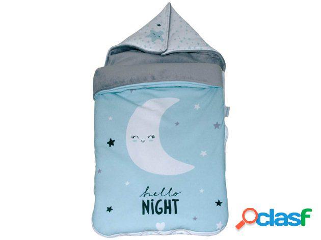 Saco Capazo Bebé Hello Moon Pekebaby