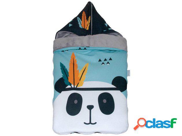 Saco Capazo Bebé Panda Pekebaby