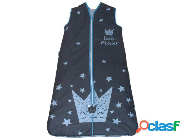 Saco Dormir Bebé Little Crown Pekebaby