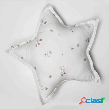 Samiboo - Cojín Decorativo Estrella Berries
