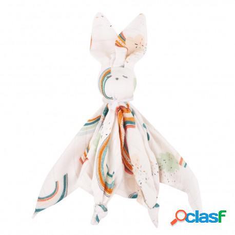 Samiboo - Dou Dou Conejito De Muselina Rainbow