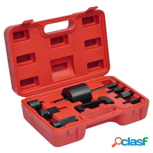 Set de extractor de inyector de Carril común 8 piezas