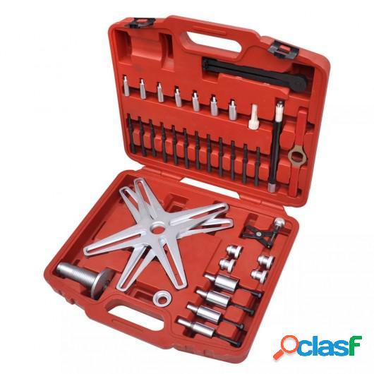 Set de herramientas para alineación de embrague
