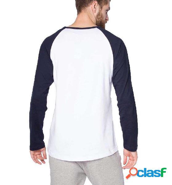 Sudadera Casual Adidas Trefoli Ls Tee Blan/tinley Blanco L