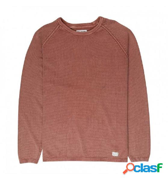 Sudadera Casual Billabong Wave Washed Sweater M Rojo