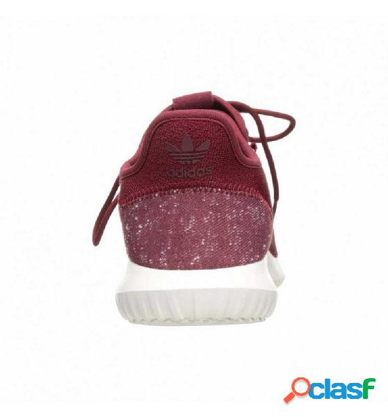 Zapatillas Casual Adidas Tubular Shadow 44 2/3 Rojo