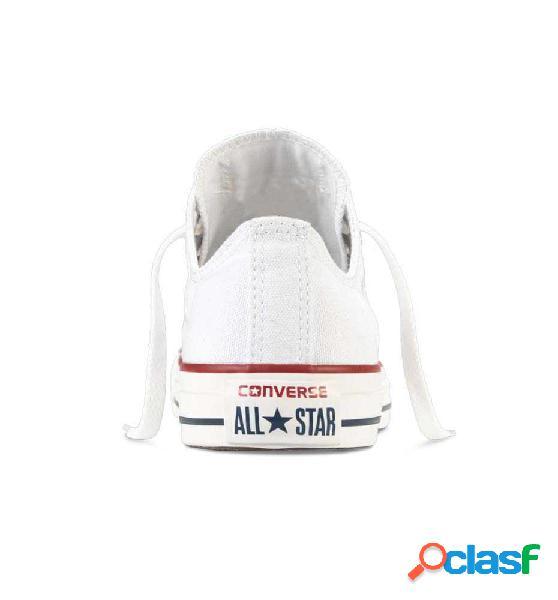 Zapatillas Casual Converse Chuck Taylor All Star 36.5 Blanco