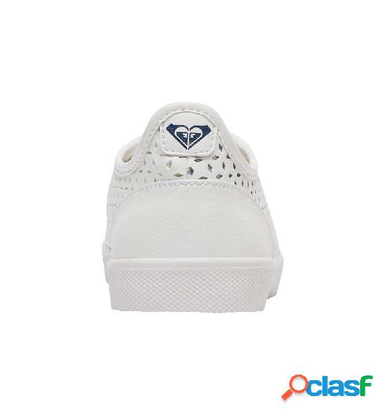 Zapatillas Casual Roxy Callie J 38 Blanco