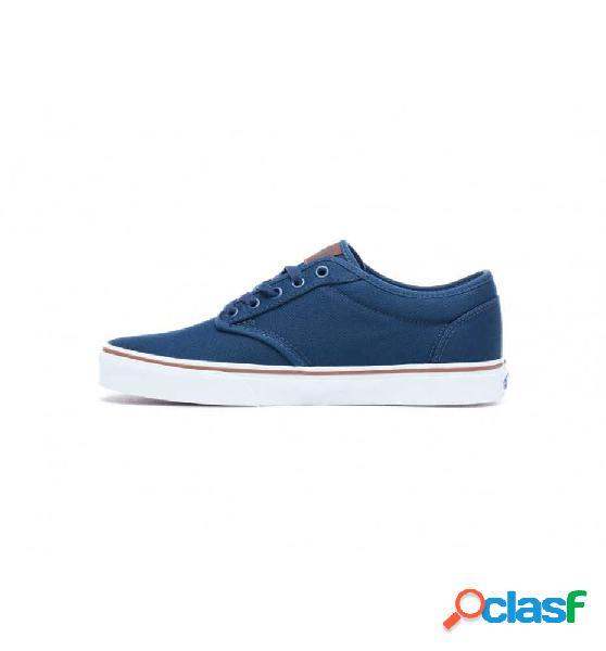 Zapatillas Casual Vans Mn Atwood S18 Cl Dr 40 Azul Marino