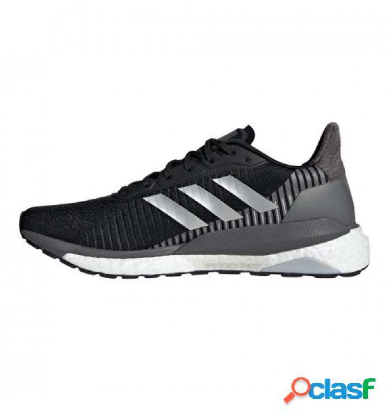 Zapatillas Running Adidas Solar Glide St 19 M 42 Gris Oscuro
