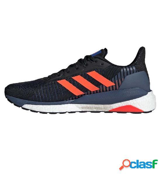 Zapatillas Running Adidas Solar Glide St 19 M 44 2/3 Azul