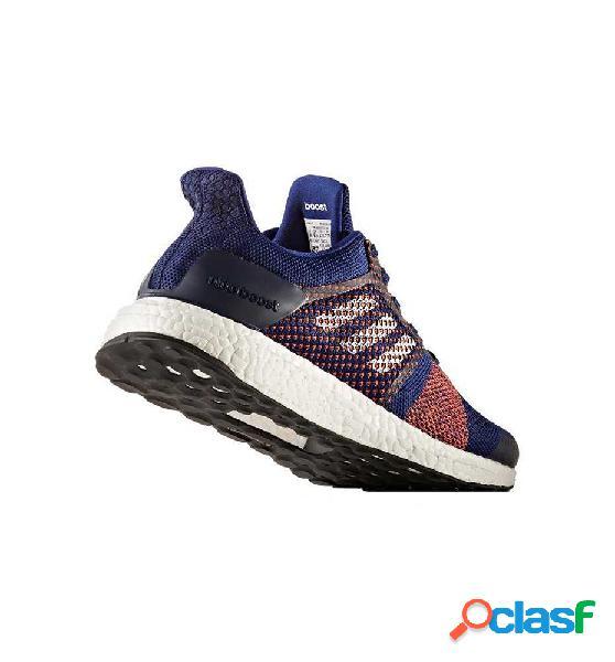 Zapatillas Running Adidas Ultraboost St M 46 2/3 Azul Marino