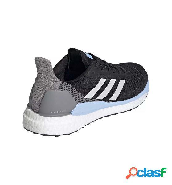 Zapatillas Running Mujer Adidas Solar Glide 19 W 38 Azul