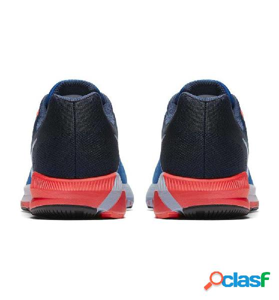 Zapatillas Running Nike M´air Zoom Structure 21 42.5 Azul