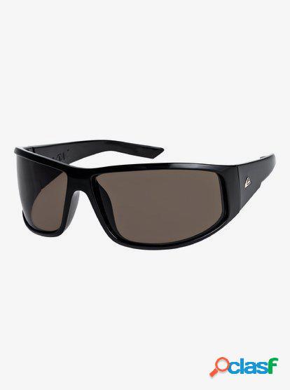 AKDK - Gafas de Sol para Hombre - Negro - Quiksilver