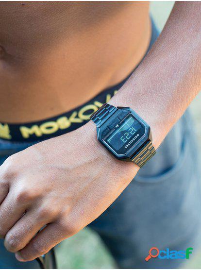 Addictiv Pro Tide Metal - Reloj Digital de Mareas para