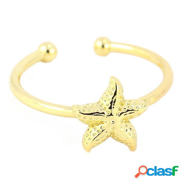 Anillo Anartxy Acero Mujer Aan267