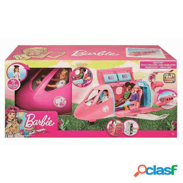 Barbie Avión de tus sueños (Mattel GBJ33)