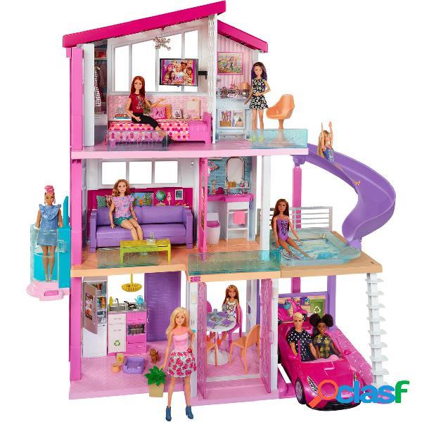 Barbie Casa de Muñecas La casa de tus sueños (Mattel