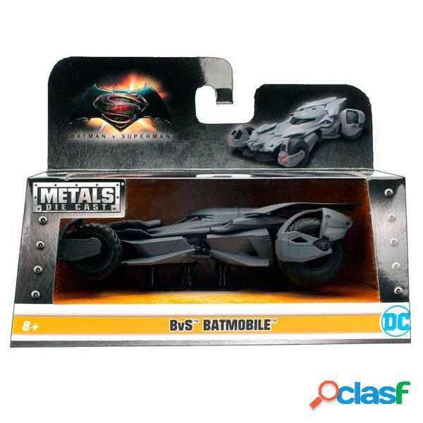 Batman Coche Batmóvil Metal 1:32 La Liga De La Justicia