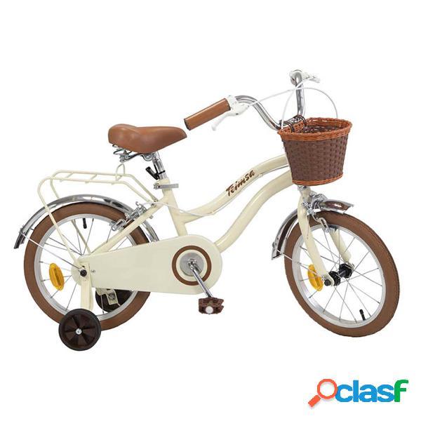 Bicicleta 16' Vintage Beige
