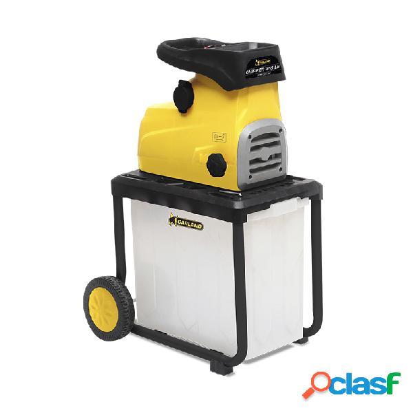 Biotrituradora electrica garland chipper 355le-v19 230v