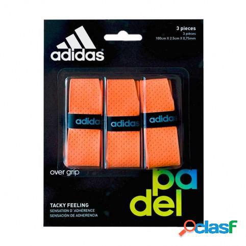 Blister overgrips Adidas 3 uds Naranja U Indefinido