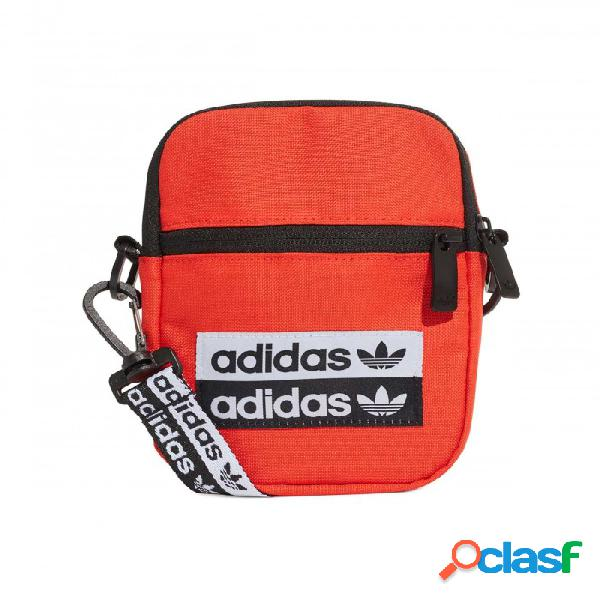 Bolsito Adidas Fest Bag Naranja U