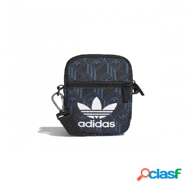 Bolsito Adidas Monogr Festiv Negro U
