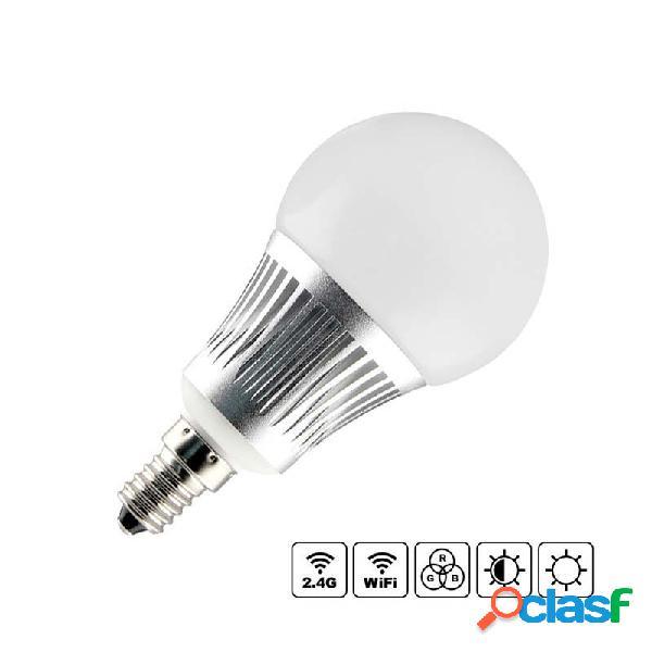 Bombilla led wifi e14 bulb 5w rgb+cct rgb + blanco dual