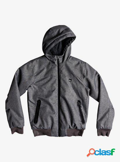 Brooks 5K - Chaqueta impermeable con capucha para Chicos