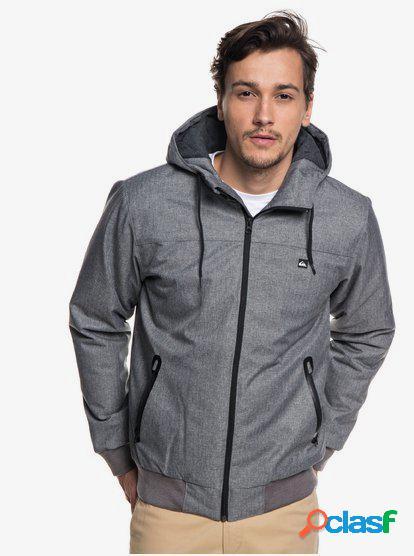 Brooks 5K - Chaqueta impermeable con capucha para Hombre -