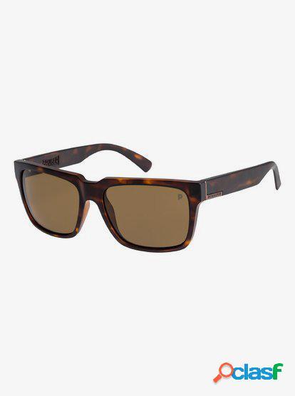 Bruiser Polarised - Gafas de Sol para Hombre - Marron -