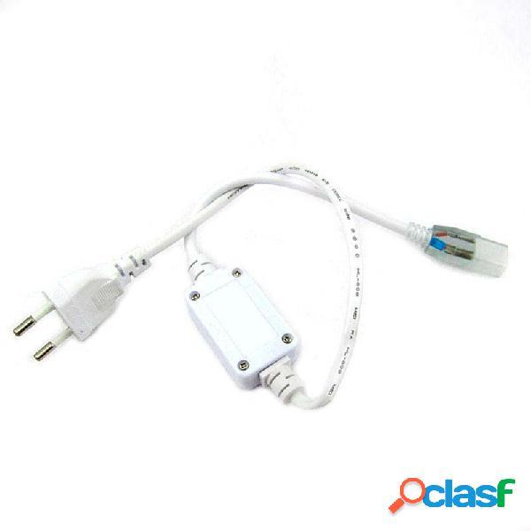 Cable alimentador para tira led 220v smd2835
