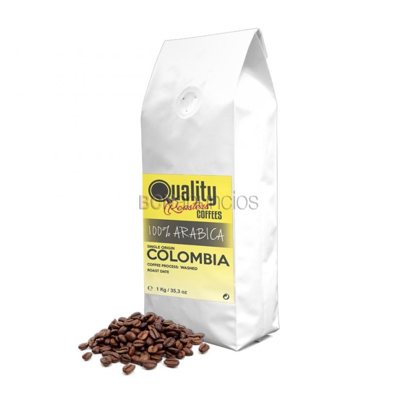 Café tostado Arábica 100x100. Orígenes Únicos al mejor